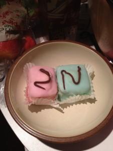 Cake - high in fat, low in fat?